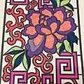 Le plaisir du coloriage : art thérapie