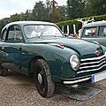 GUTBROD Superior Viersitzer 1955 Schwetzingen (1)
