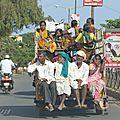 Z Sur la route 001 (Karnataka) 2016