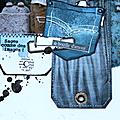 Blue jean story