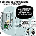 ps hollande naja becassine humour orthographe
