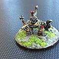 Warmaster nains : prince nain