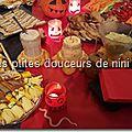 Déco de table et idées repas pour halloween