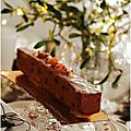 Mini cake aux pâtes de fruits......