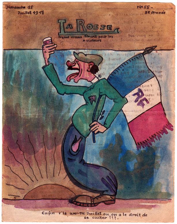 1918 07 14 journal_la_rosse
