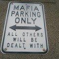 panneau mafia