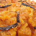 Le gâteau renversé de myrna, 100% bonheur...