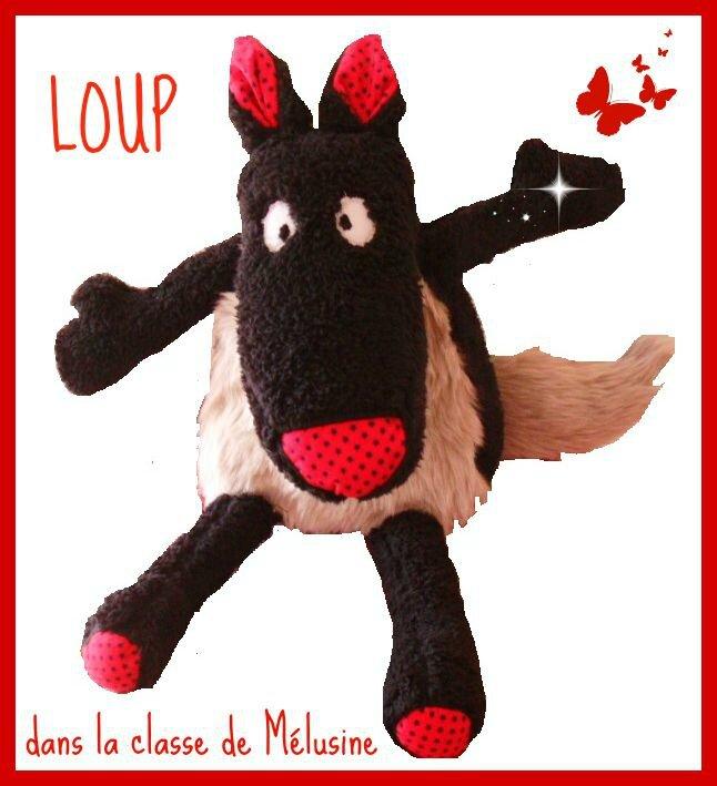 portrait de Loup de Mélusine
