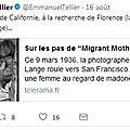 Mère migrante