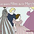 Les quatre filles du dr march, de louisa may alcott : lu par françoise gillard