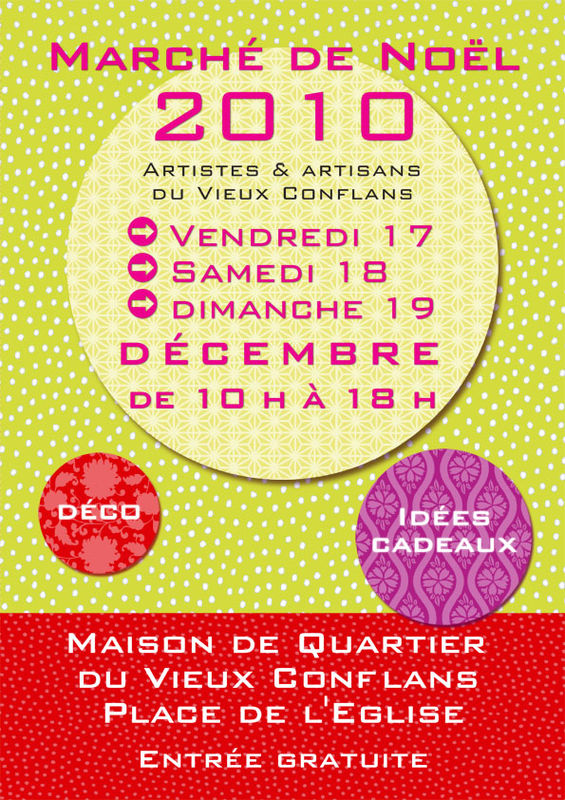Conflans Noël 2010