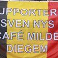 34 bravo la Belgique !