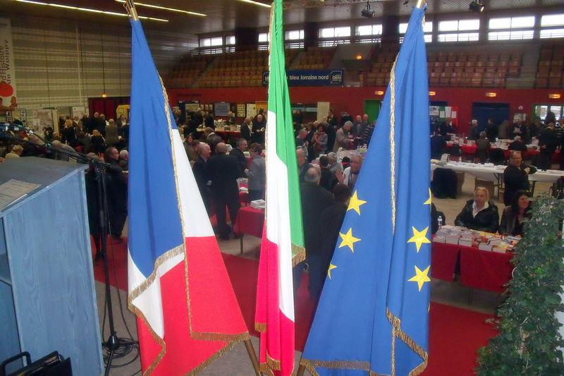 L'Italie à l'honneur !