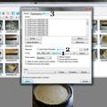 Redimensionner des images en série avec xnview