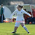 FRANCE ROUMANIE UEAF U19 F AVRIL 2015