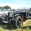 Daimler straight eight special 1937