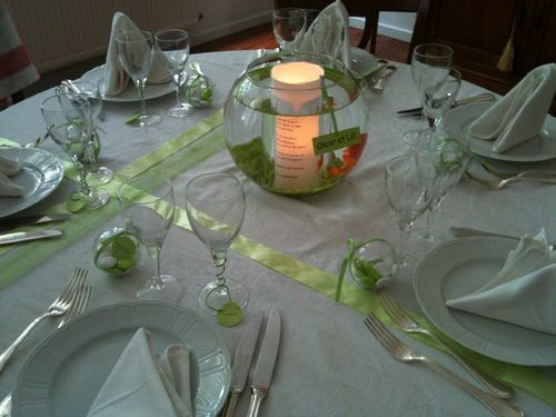 Of Table Decoration