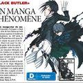 [news] kuroshitsuji (black butler) cosplay demain sur les champs-elysées à partir de 20h