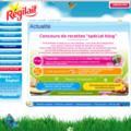Concours de recettes regilait special blog