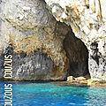 Vacances blue turquoise