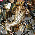 Cadenas Pont des arts (poisson)_8266
