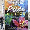 Pride Belgium - Bruxelles - Samedi 14
