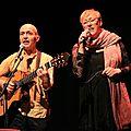 Laurence becker et régis cunin en concert à jarny le 22 octobre dernier