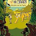 Gros plan sur les tigres