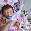 Sarah - Bébé déjà adoptée
