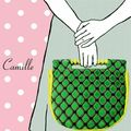 VOS CREATIONS avec Mlle Kou (sac Camille)