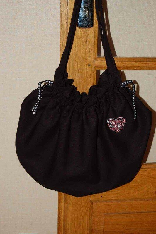 sac mci noir catherine