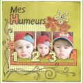 Page mes humeurs