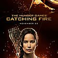Katniss Catching Fire poster 02
