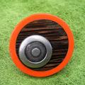 bague bois et orange
