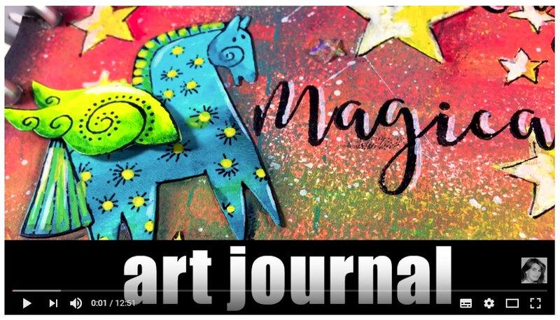 vicky art journal