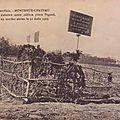 Adolphe pégoud, 100 ième anniversaire de sa mort.