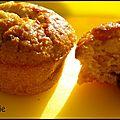 Muffins chocorange