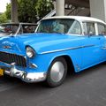 Chevrolet bel air de 1955 01