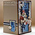 carte shabby bleu 11
