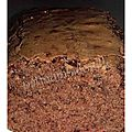 Cake chocolamandarine