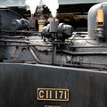 SL C11 171 Hakodate eki