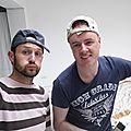 Building a kitchen extension : la peinture et le snag