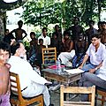 Bengladesh 1992-Jamuna River-Agriculture, population and floods