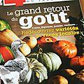 Le grand retour du goût, hors-série # 6 - les 4 saisons du jardin bio