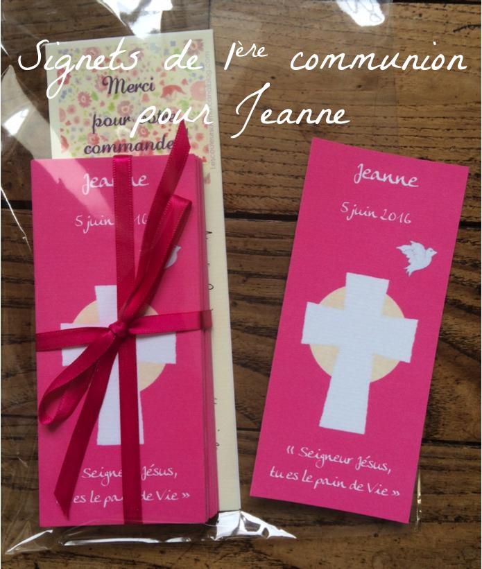 Signet de communion Jeanne 05062016