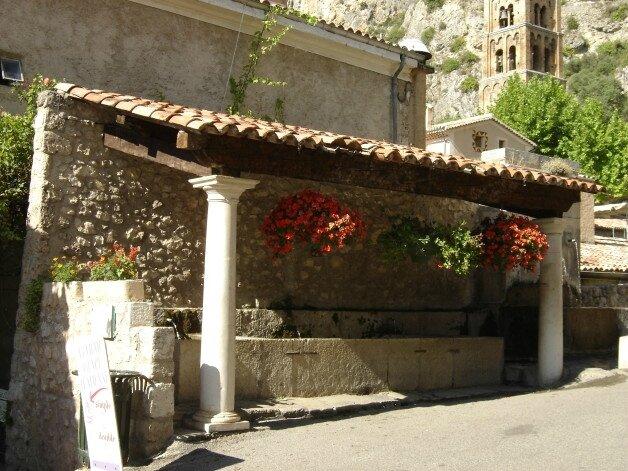 Provence de pierre et d'eau