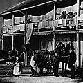 1856 La domesticité d'une grande maison bourgeoise