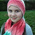 Zoé, le bonnet à pompon^^