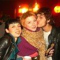 Marlou, Laetitia et Jonathan