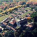 MONTE RUA (Province de Padoue, Italie) : Monastère d'ermites Camaldules